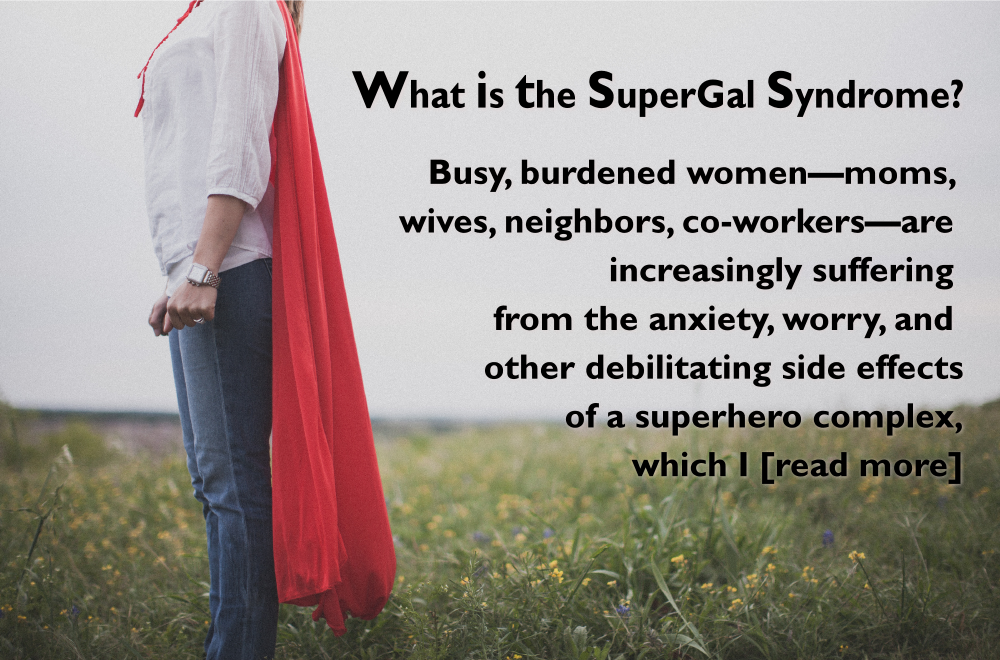 SuperGal Syndrome; Know Peace